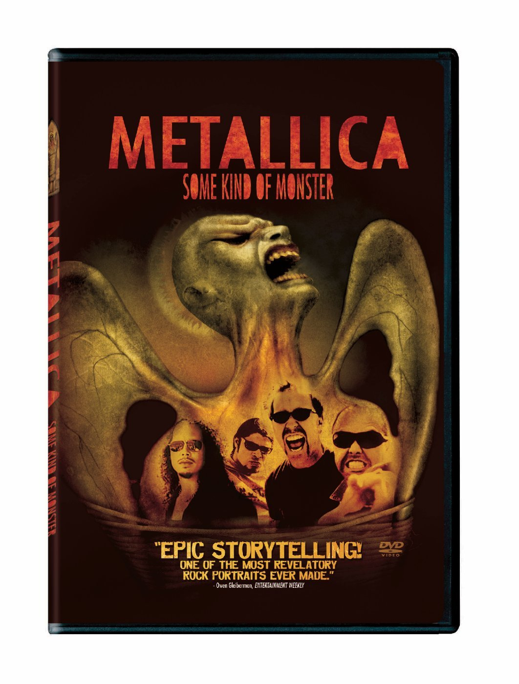 METALLICA - SOME KIND OF MONSTER (2DVD) (DVD)