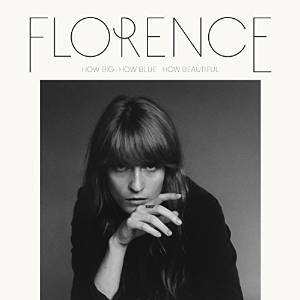 FLORENCE & THE MACHINE - HOW BIG,HOW BLU, (CD)