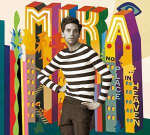 MIKA - NO PLACE IN HEAVEN DELUXE EDITION (CD)