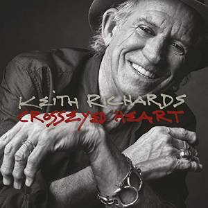 KEITH RICHARDS - CROSSEYED HEART (LP)
