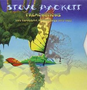 STEVE HACKETT - PREMONITIONS THE CHARISMA RECORDINGS 1975-1983 [AUDIO CD] (CD)