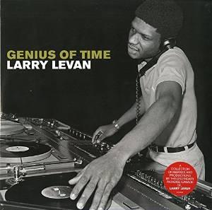 GENIUS OF TIME:LARRY LEVAN REC [ALBUM VINYLE] VARIOUS ARTISTS (C