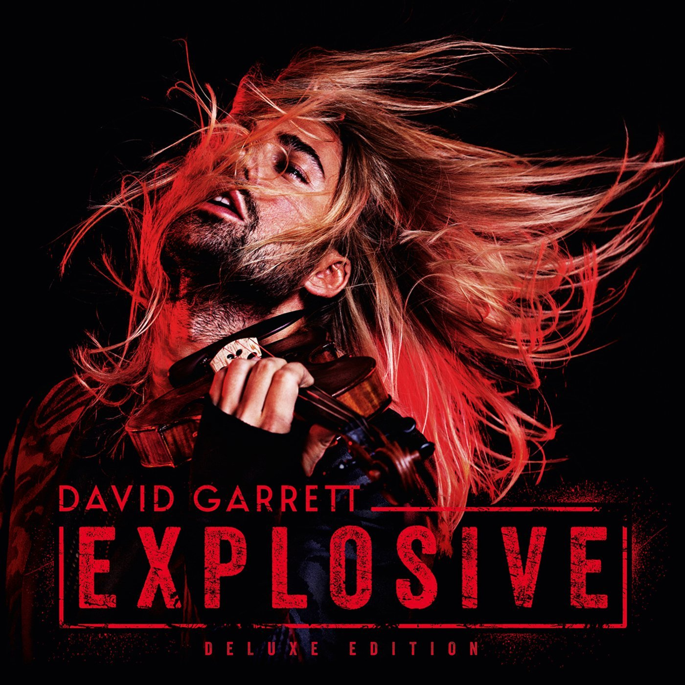DAVID GARRETT - EXPLOSIVE (CD)