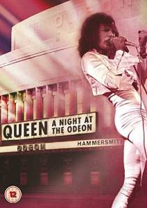 QUEEN - A NIGHT AT THE ODEON '75 (DVD)