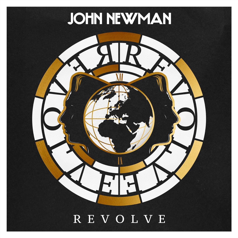 JOHN NEWMAN - REVOLVE (CD)