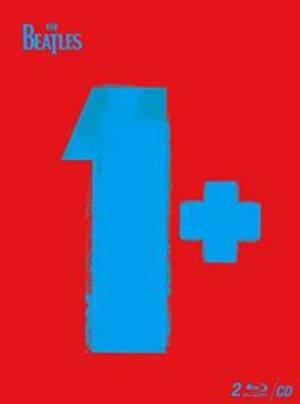 BEATLES - 1+ (1 CD + 2 DVD + LIBRO) (DVD)