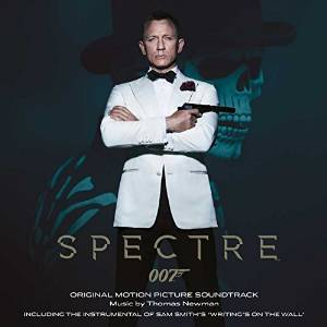 SPECTRE BY THOMAS NEWMAN (CD)