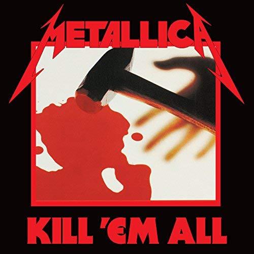 METALLICA - KILL'EM ALL (REMASTERED) (CD)