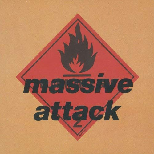 MASSIVE ATTACK - BLUE LINES [EXPLICIT] (2012 MIX/MASTER) (LP)