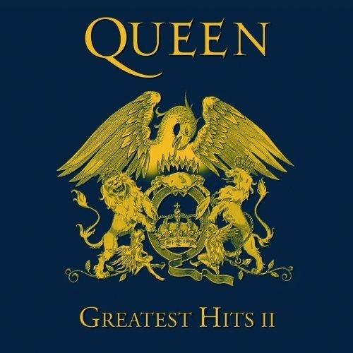 QUEEN - GREATEST HITS II RMX (LP)