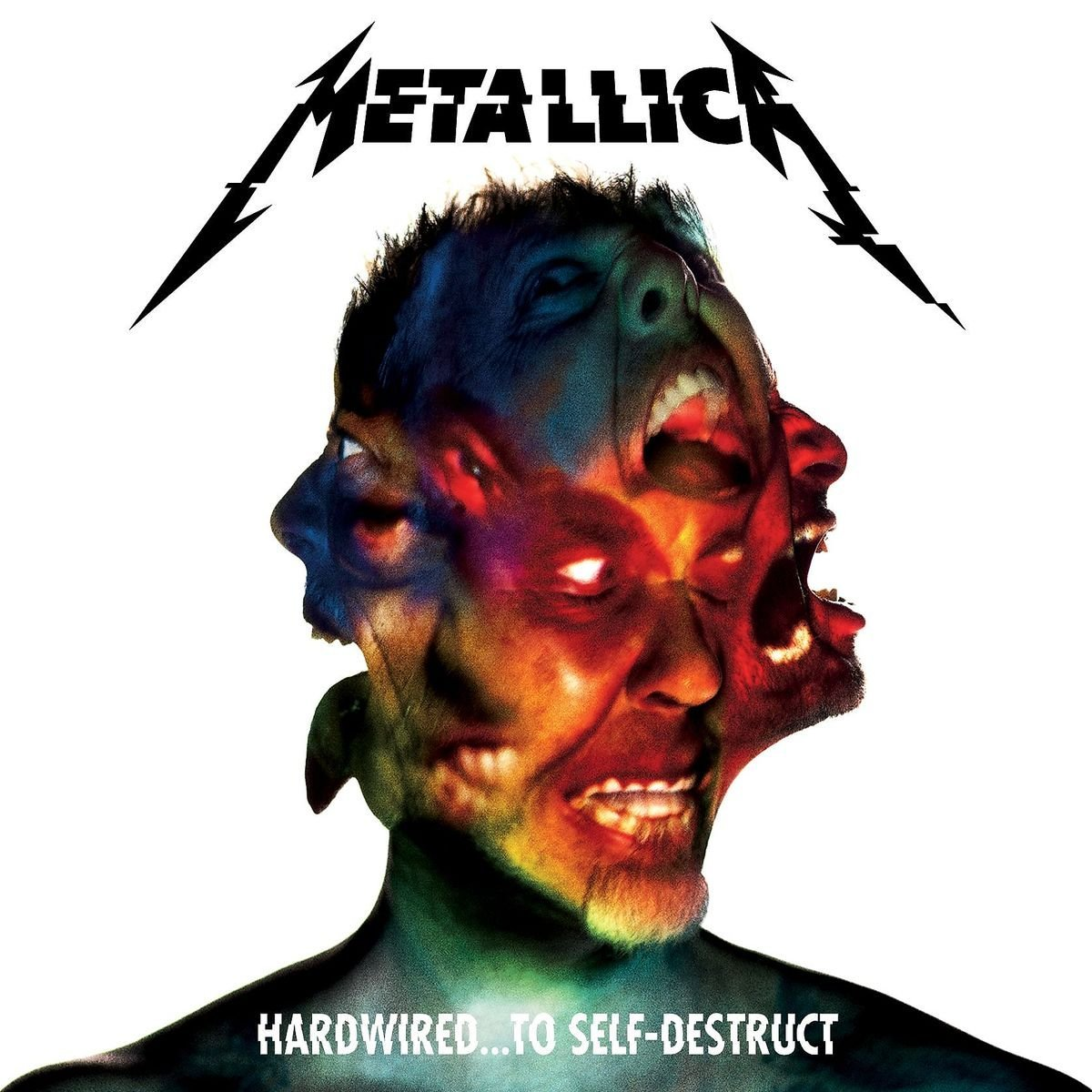 METALLICA - HARDWIRED...TO SELF-DESTRUCT - STANDARD EDITION [2 C