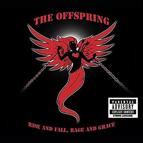 OFFSPRING - RISE AND FALL, RAGE AND GREY (CD)