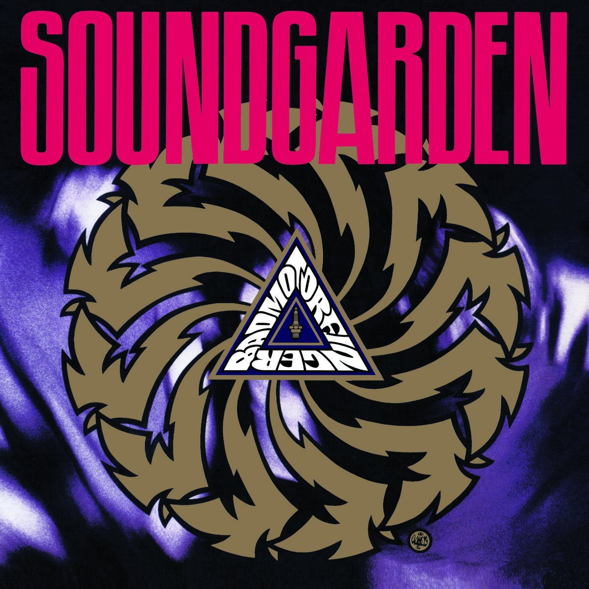 SOUNDGARDEN - BADMOTORFINGER (CD)