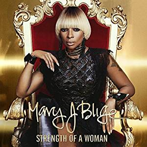 MARY J BLIGE - STRENGTH OF A WOMAN CD (CD)
