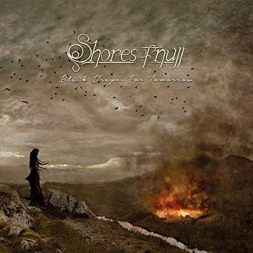 SHORES OF NULL - BLACK DRAPES FOR TOMORROW (CD)
