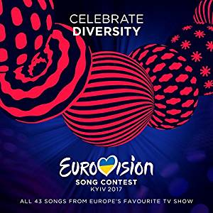 EUROVISION SONG CONTEST 2017 KYIV CD (CD)