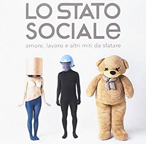 LO STATO SOCIALE - AMORE (CD)