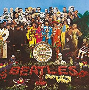 BEATLES - SGT.PEPPER'S LONELY HEARTS (LP)