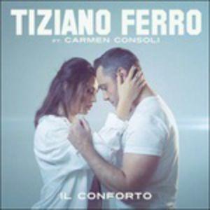 FERRO CONSOLI - IL CONFRONTO (LP)