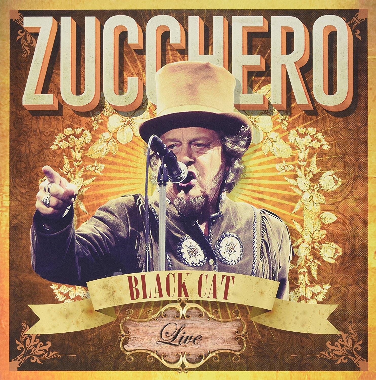 ZUCCHERO - BLACK CAT LIVE FROM ARENA DI VERONA (LIMITED EDT.NUME