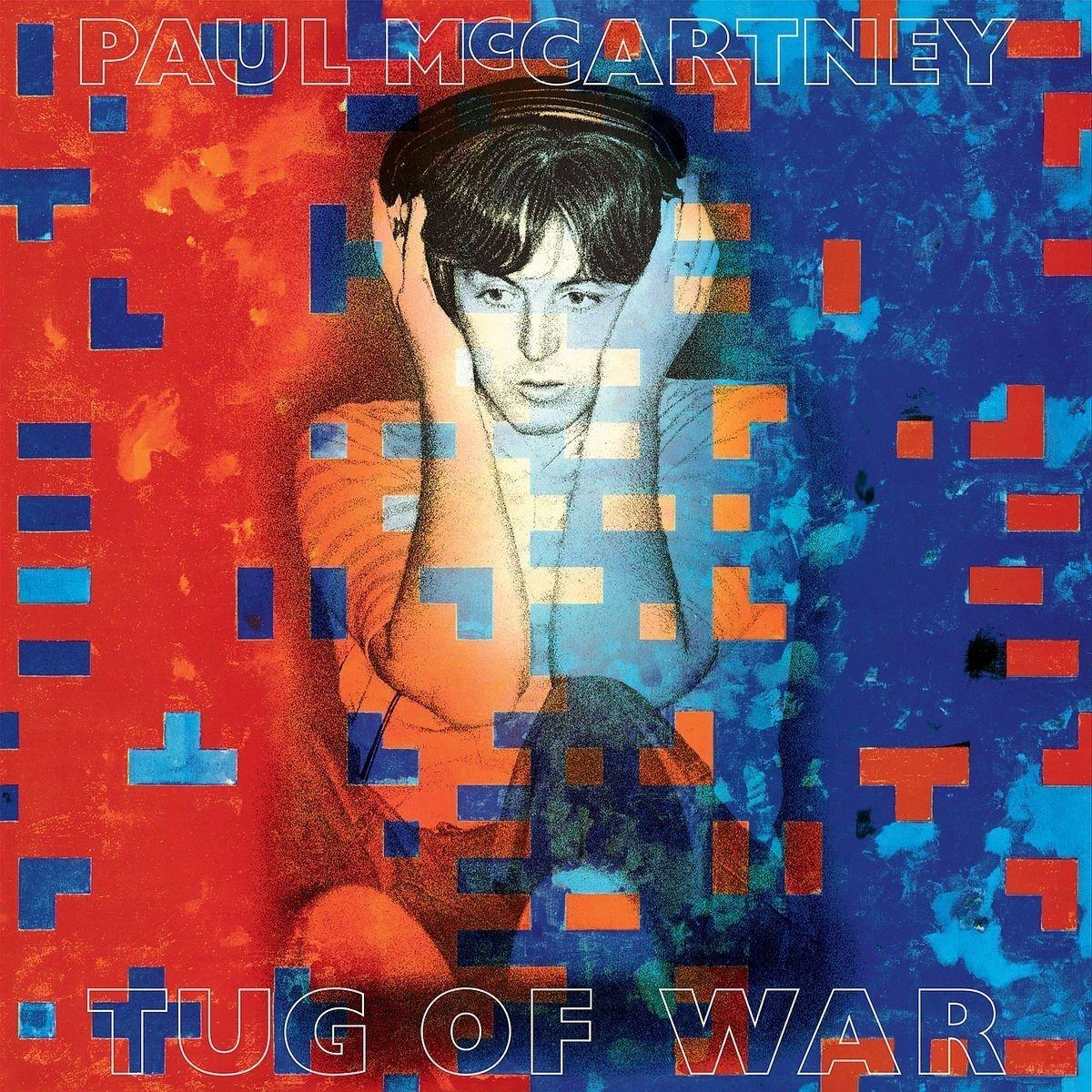 PAUL MCCARTNEY - TUG OF WAR (CD)