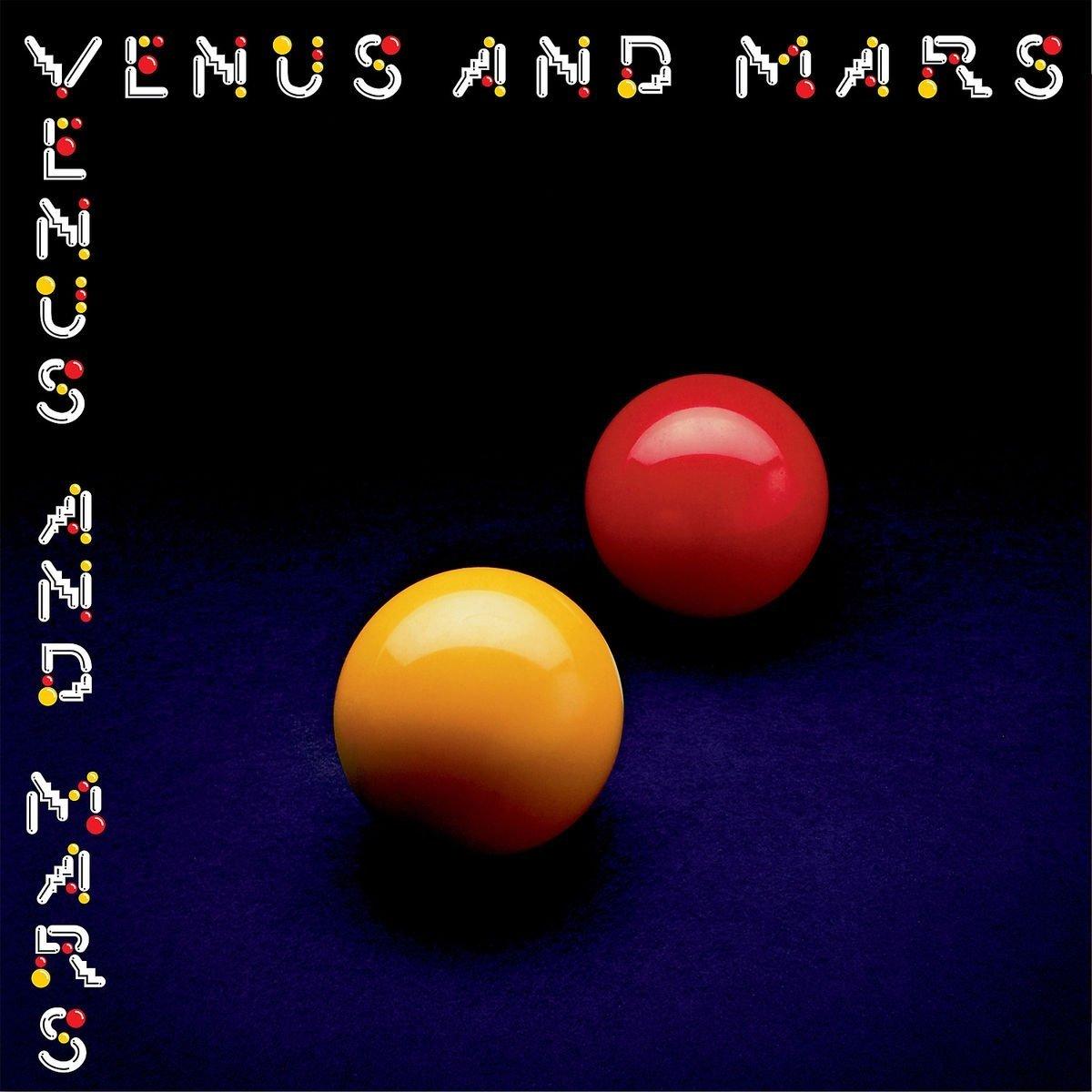 PAUL MCCARTNEY - VENUS AND MARS (CD)