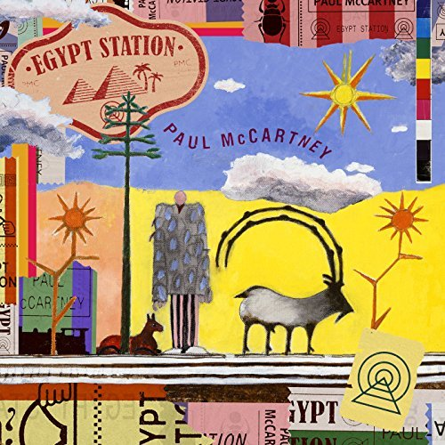 PAUL MCCARTNEY - EGYPT STATION (CD)