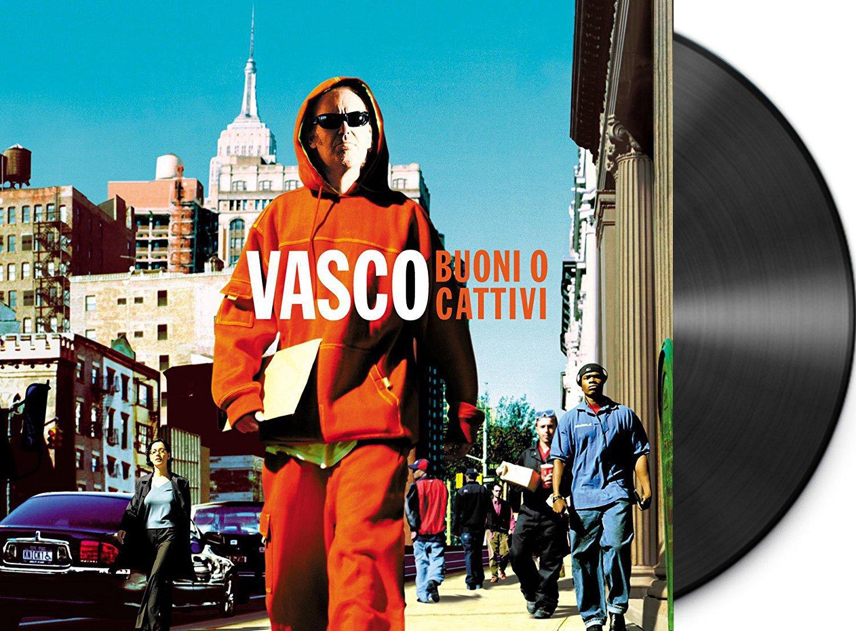 VASCO ROSSI - BUONI O CATTIVI (2 LP) (LP)
