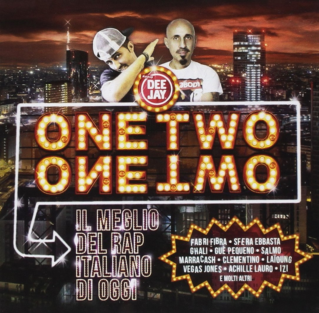 ONE TWO ONE TWO (2 CD) (CD)