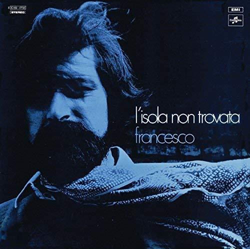 FRANCESCO GUCCINI - L'ISOLA NON TROVATA (LP)