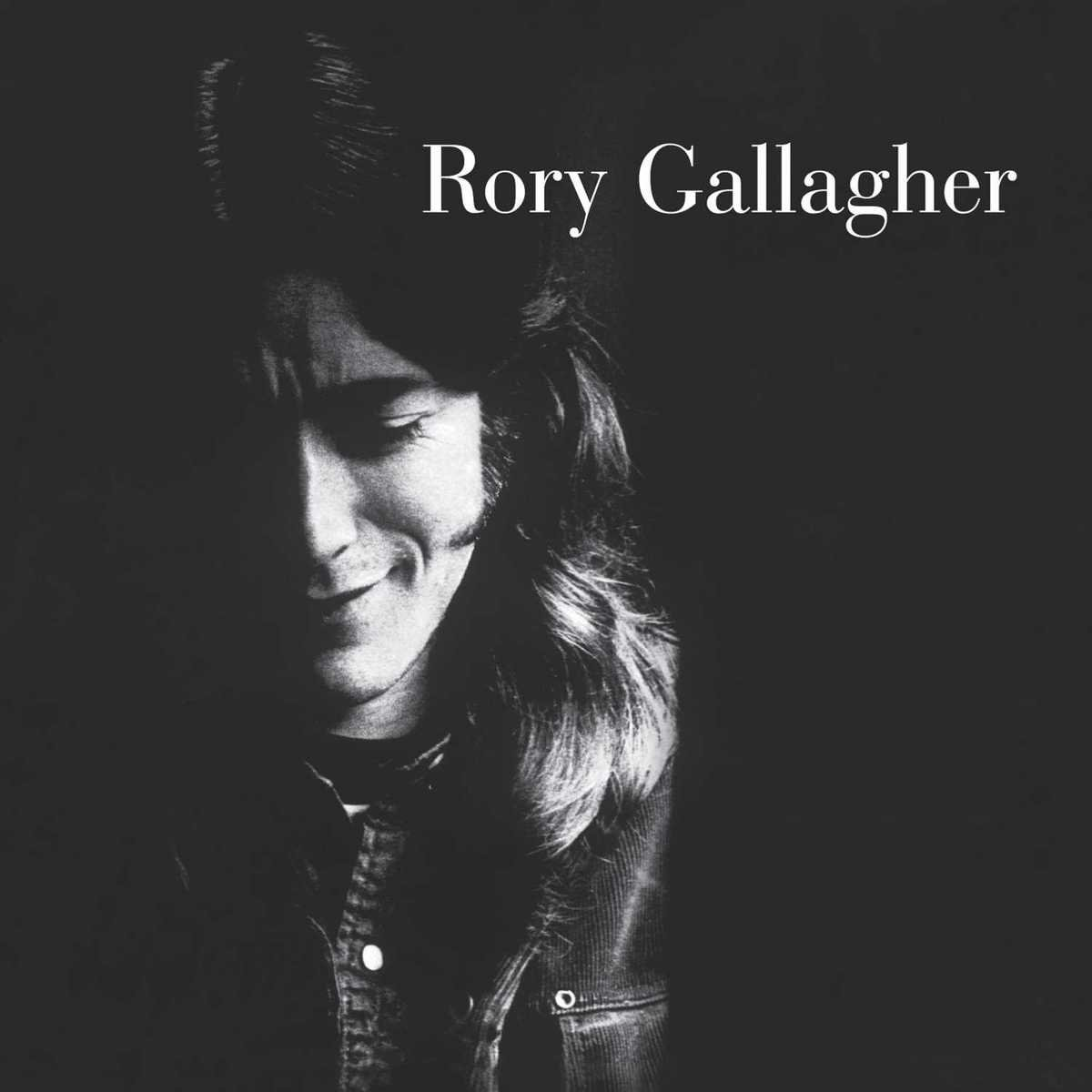 RORY GALLAGHER - RORY GALLAGHER (CD)