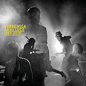 SUBSONICA - ANNI LUCE 1997-2017 -3CD (CD)