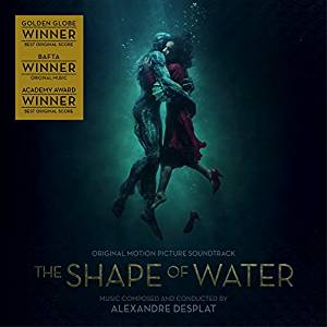 THE SHAPE OF WATER (CD)