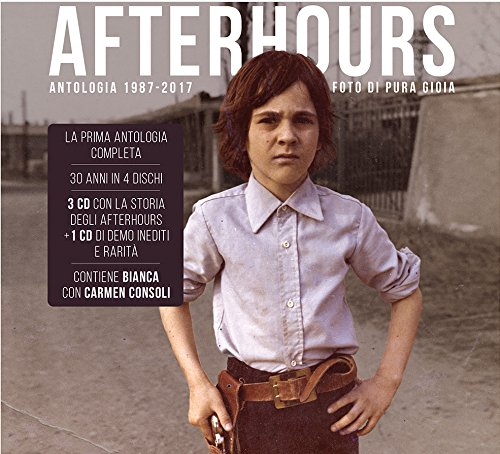 AFTERHOURS - FOTO DI PURA GIOIA - ANTOLOGIA 1997-2017 (4 CD) (CD