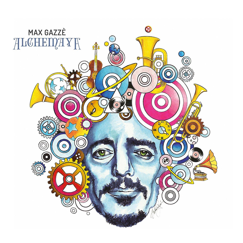 MAX GAZZE' - ALCHEMAYA -2CD (CD)