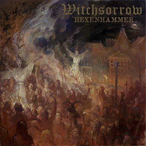 WITCHSORROW - HEXENHAMMER (CD)