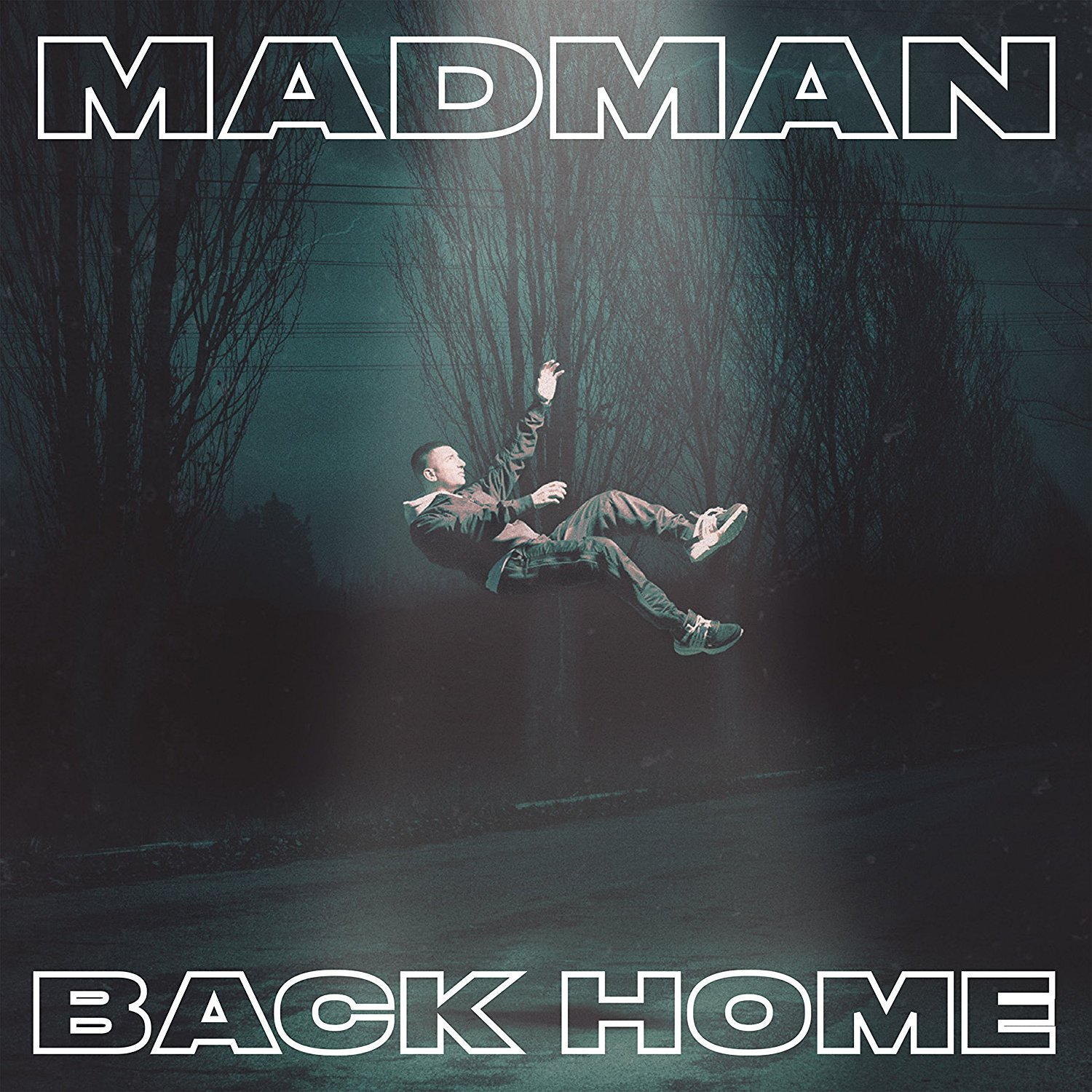 MADMAN - BACK HOME (DELUXE EDITION) (CD)