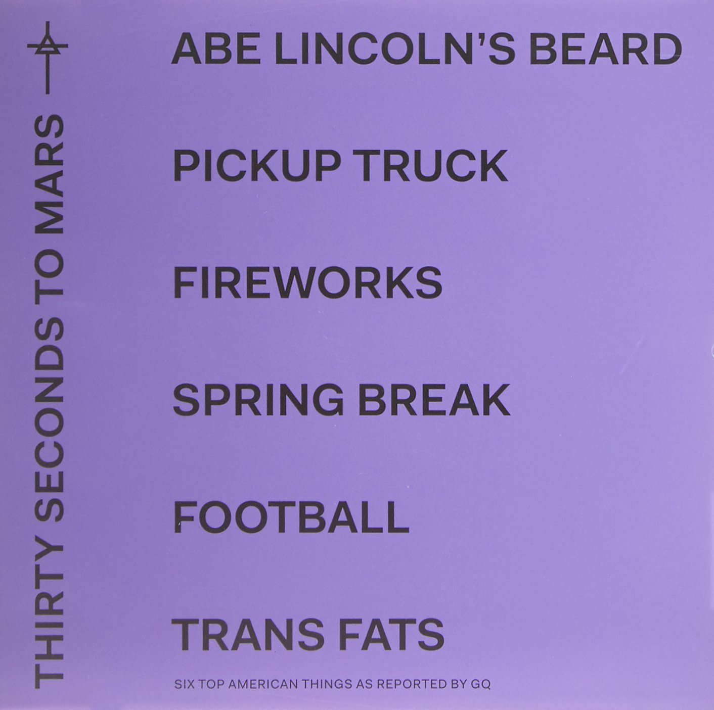 THIRTY SECONDS TO MARS - THE NEW ALBUM (CD)
