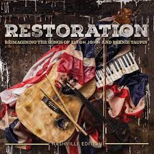 RESTORATION REMAIGINING THE SONGS OF ELTON JOHN & BERNIE TAUPIN (CD)