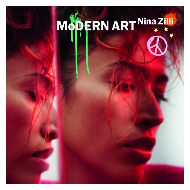 NINA ZILLI - MODERN ART (SANREMO EDITION) (CD)