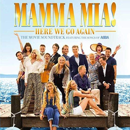 MAMMA MIA HERE WE GO AGAIN (CD)
