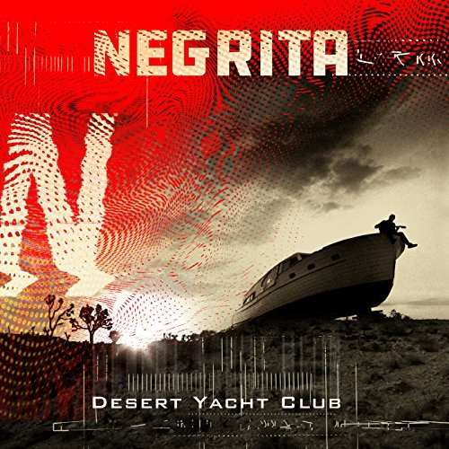 NEGRITA - DESERT YACHT CLUB (CD)