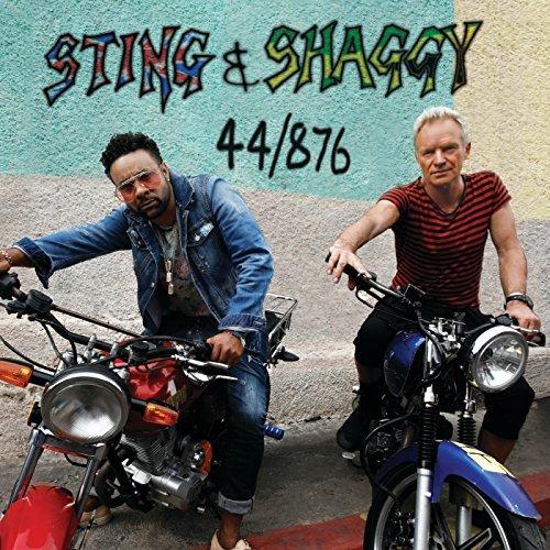 STING SHAGGY - 44/876 (CD)