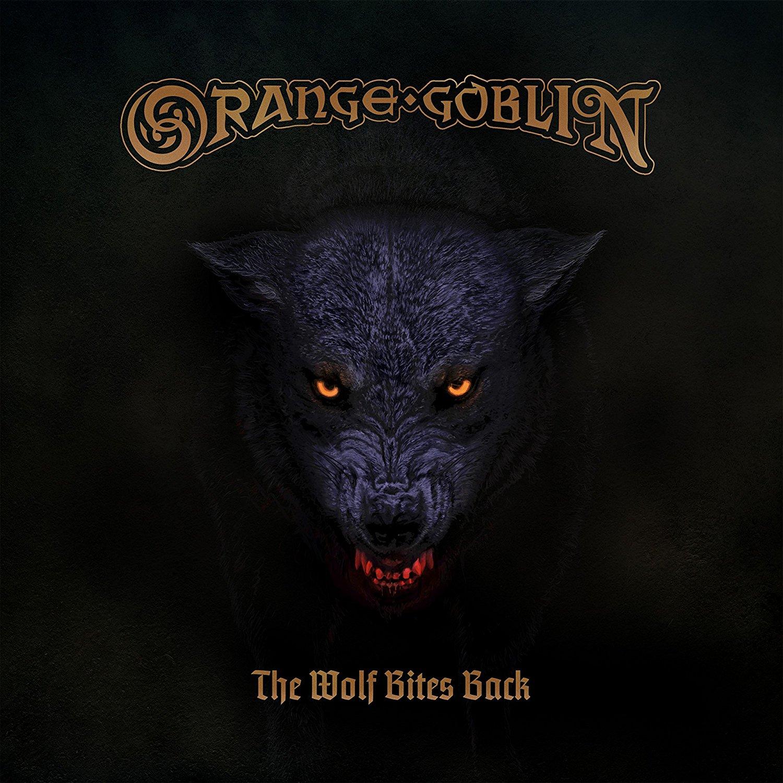 ORANGE GOBLIN - THE WOLF BITES BACK (CD)