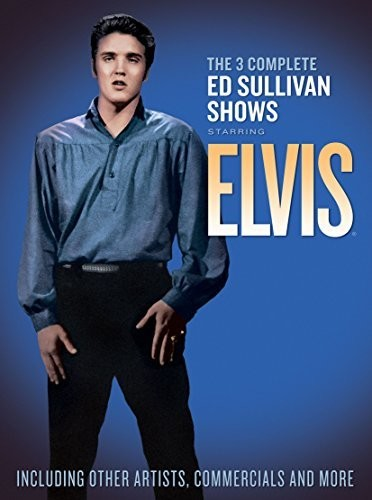 ELVIS PRESLEY - ED SULLIVAN SHOWS (2 DVD) (DVD)