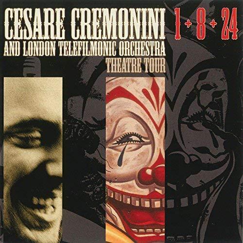 CESARE CREMONINI - 1+8+24 (CD)