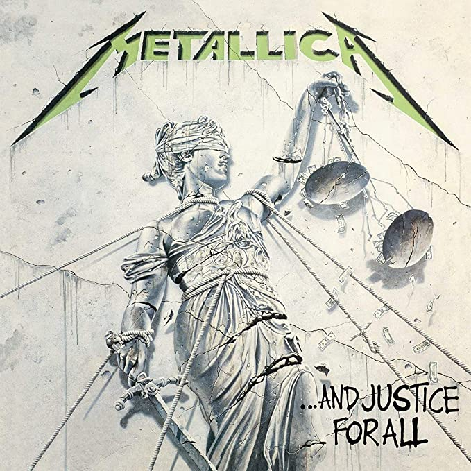 METALLICA - AND JUSTICE FOR ALL (CD)