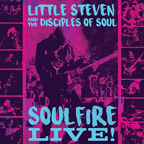 LITTLE STEVEN AND THE DISCIPLES OF SOUL - SOULFIRE LIVE! (CD)