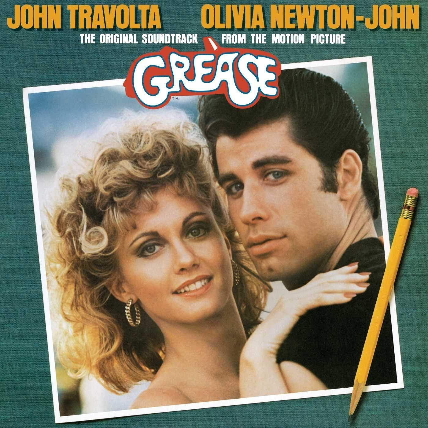 GREASE -2LP (LP)