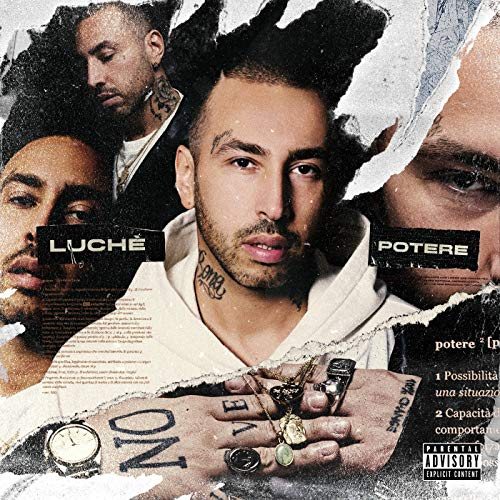 LUCHE' - POTERE (CD)